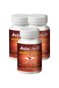 AstaLife-R - For ultimate Health, Energy, and Vitality