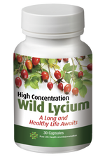 High Concentration Wild Lycium - Fight Free Radicals that cause aging