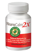 NuroCalm 2X - For better circulation and pain management