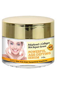 Powerful Age-defying Serum - From The FatCell Targeting Technology Institute