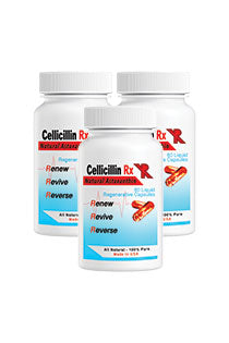 Cellicillin RX - Containing Astaxanthin for Complete Anti-Aging