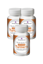 True Quality Okinawa Turmeric - Highly concentrated Turmeric for Maximum Benefits
