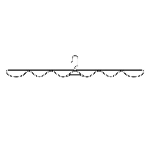 PSDR™ Wave Hangers (Set of 20)