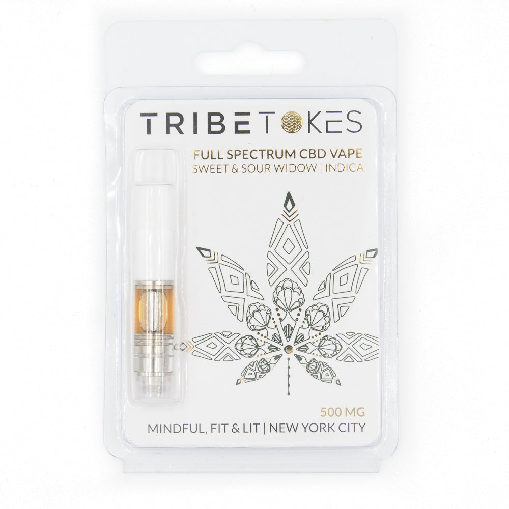 TribeTokes CBD Vape Cartridge | Half Gram