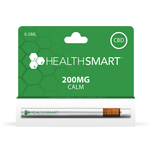 HealthSmart Disposable CBD Vape Pen