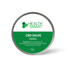 HealthSmart CBD Salve (200 or 400 MG)