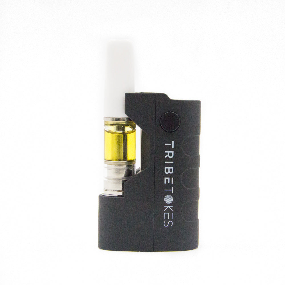 TribeTokes CBD Vape Starter Kit | TribeMINI Battery + Cartridge (Bundle - Save $15)