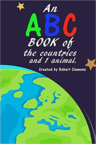 An ABC book of the countries and 1 animal - Paperback