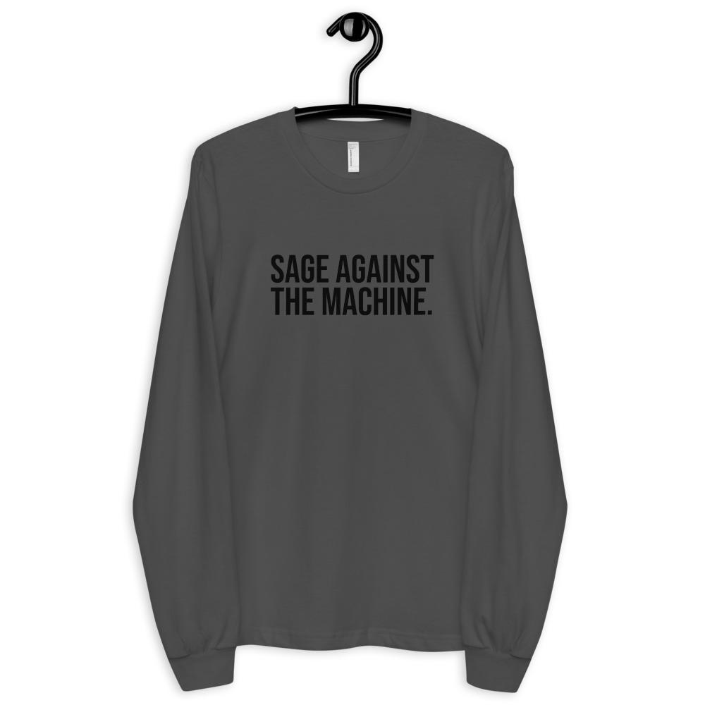 Sage Against The Machine sweater