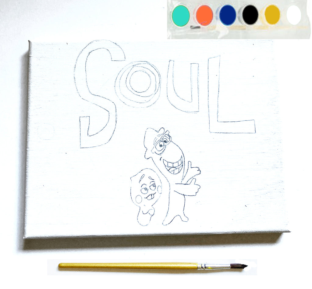 The Soul Paint Kit