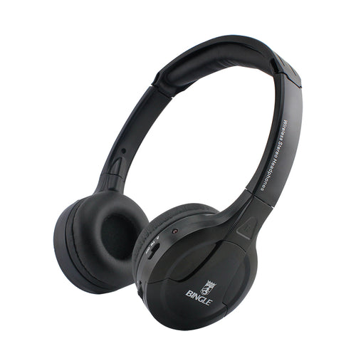 Bingle B616 Stereo Bluetooth Headphones - High Clef