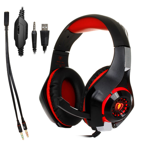 3.5mm Zapet Gaming Headset - High Clef