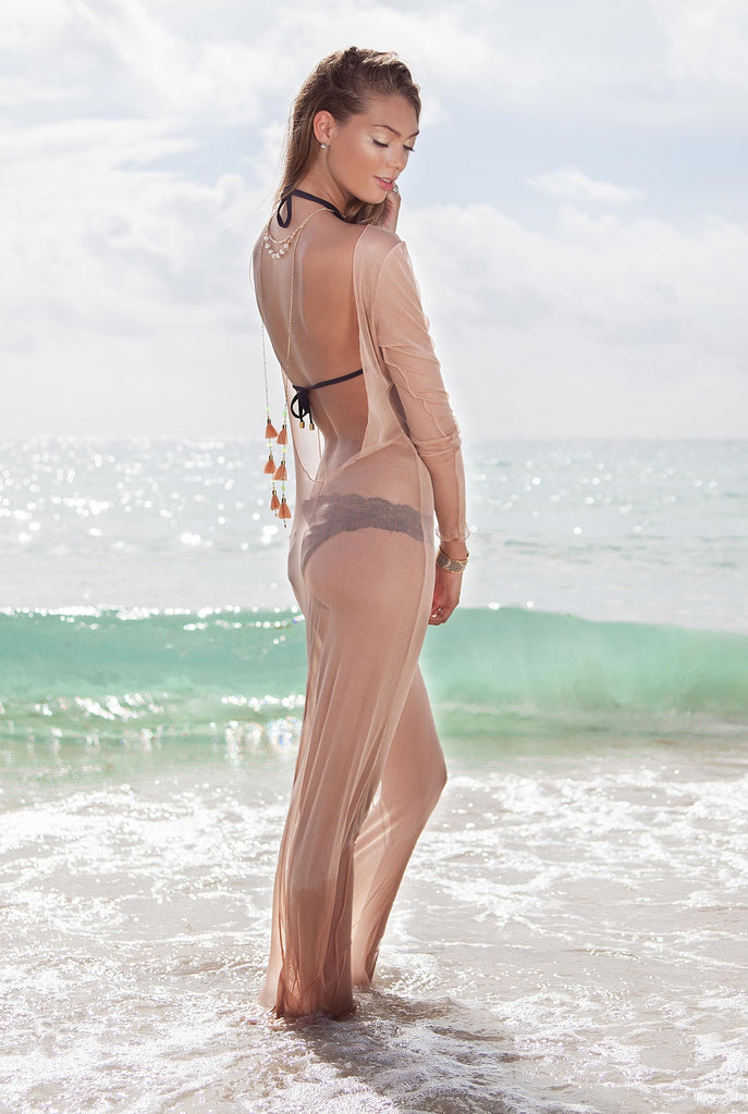 LAHIRI BEACH DRESS