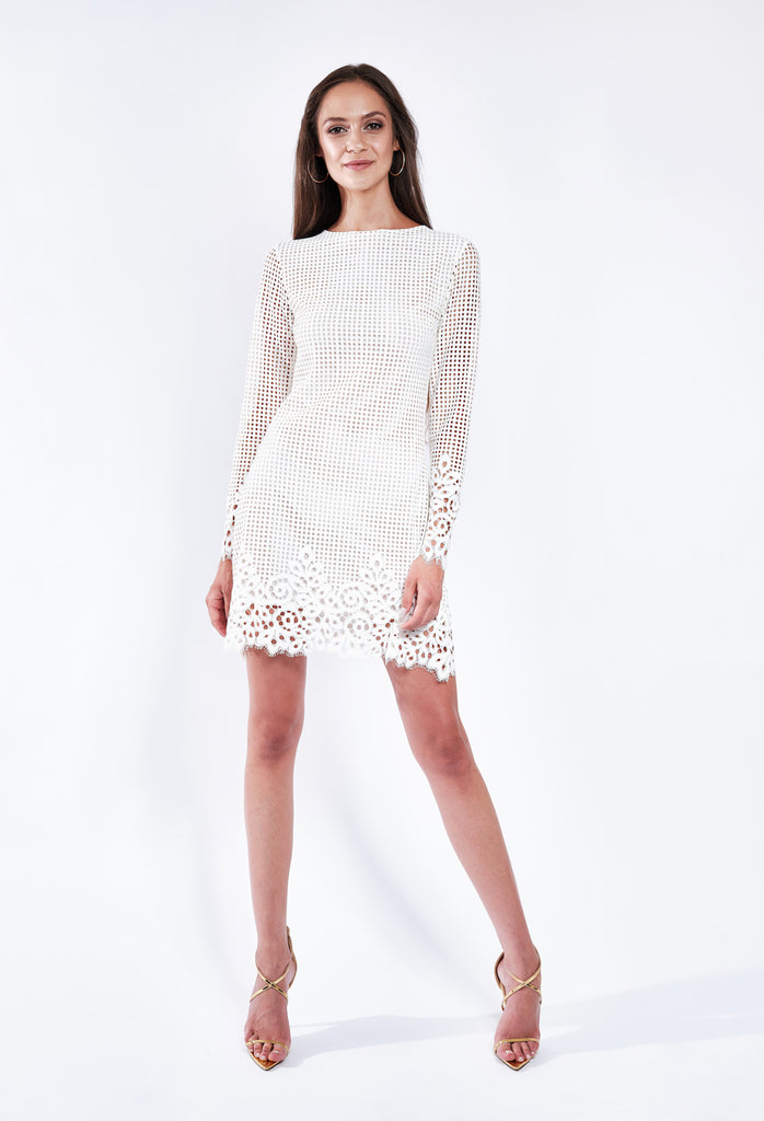 BAHIA LACE DRESS