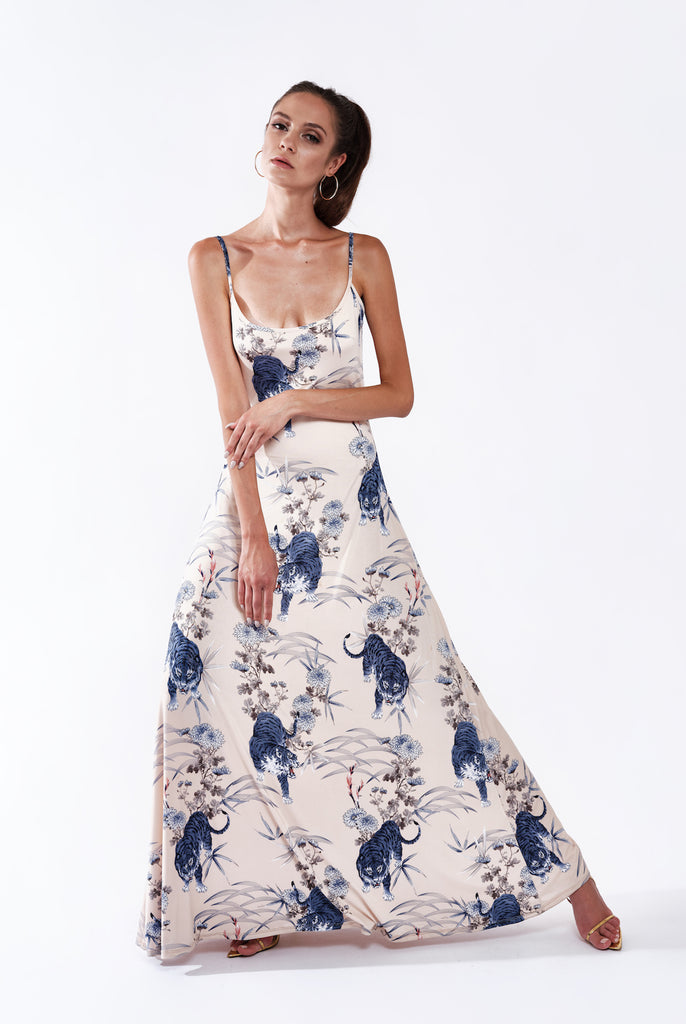 MAMAIA LONG DRESS