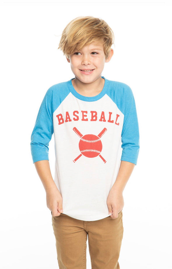 Baseball Tee by Chaser Kids