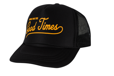 Good Times Hat by Tiny Whales
