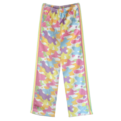 Rainbow Camo Loungewear Pants