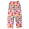 Assorted Donut Plush Pants