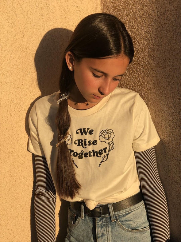 We Rise Together Tee