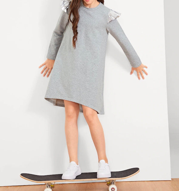 High Low Hem Dress