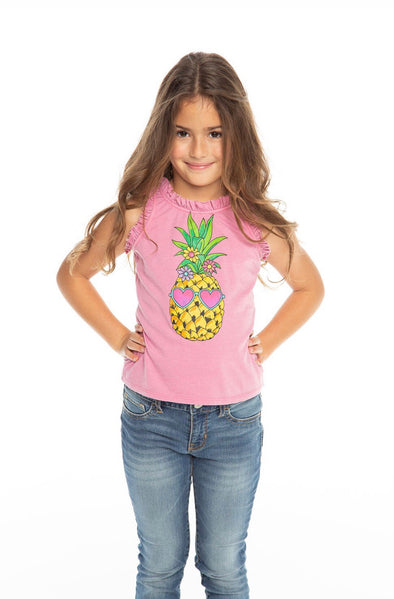 Pineapple Vision Tank by Chaser Kids