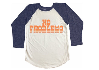 No Problemo Tee by Tiny Whales