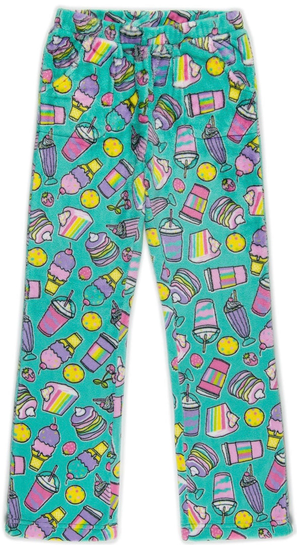 Rainbow Food Pant by Candy Pink