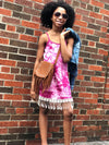 Tie Dye Tank Dress by Hayden Girl