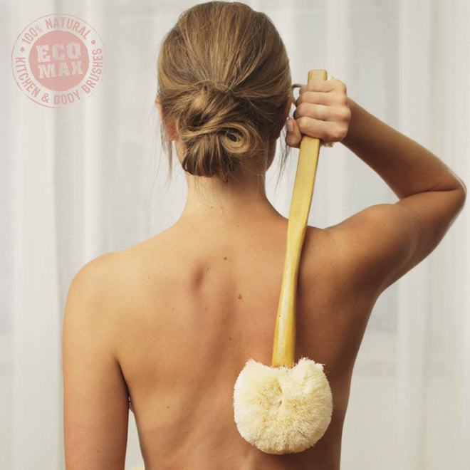 Organic Body Brushes