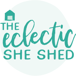 THE ECLECTIC SHE SHED