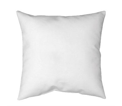 Custom Pillow, Square Spun Polyester