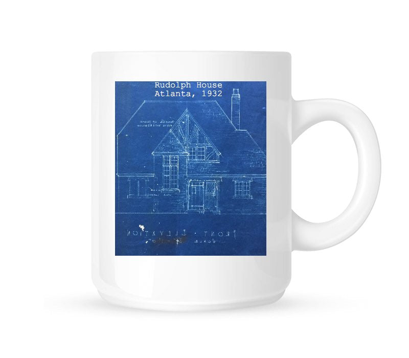 The William Bluprint Coffee Mug