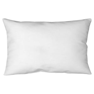Custom Pillow, Rectangle Poly Twill