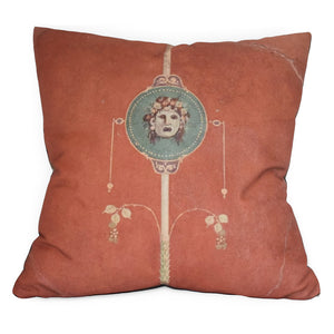 Pompeii Fresco Spun Polyester Pillow