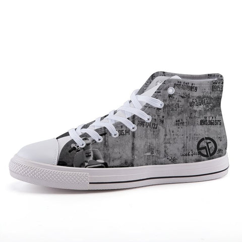 Chuck Canvas Sneakers BW