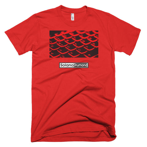 Short-Sleeve T-Shirt Red