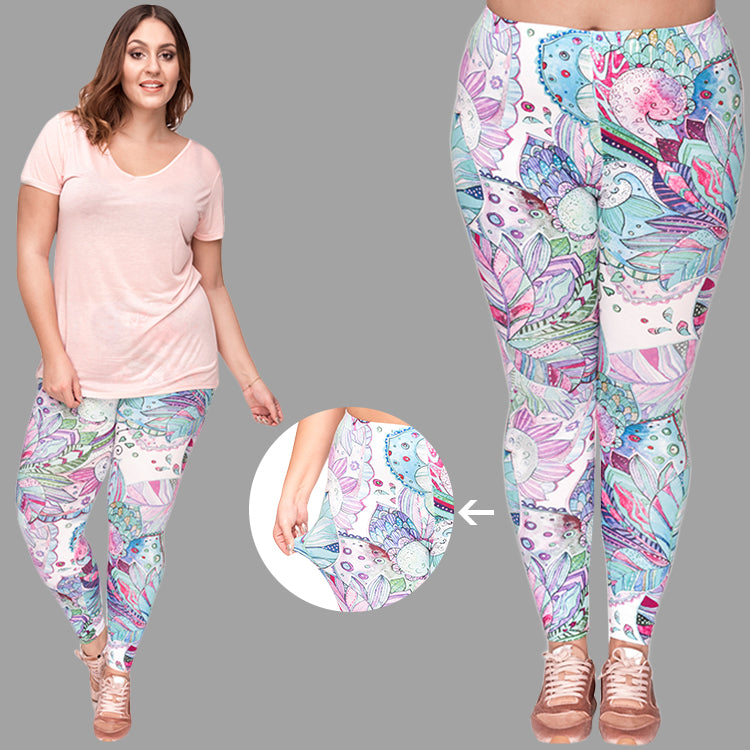 Printed leggings | Why Do Women Love to Wear Leggings?