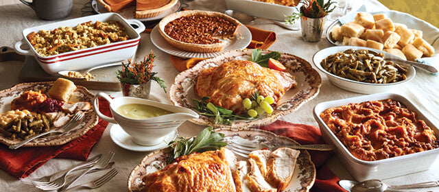 Thanksgiving Dinner_Larace Blogs