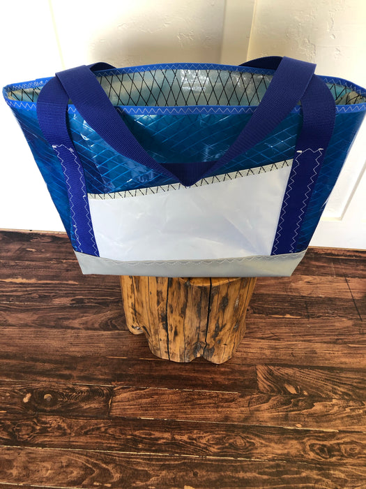 Sailcloth tote #110