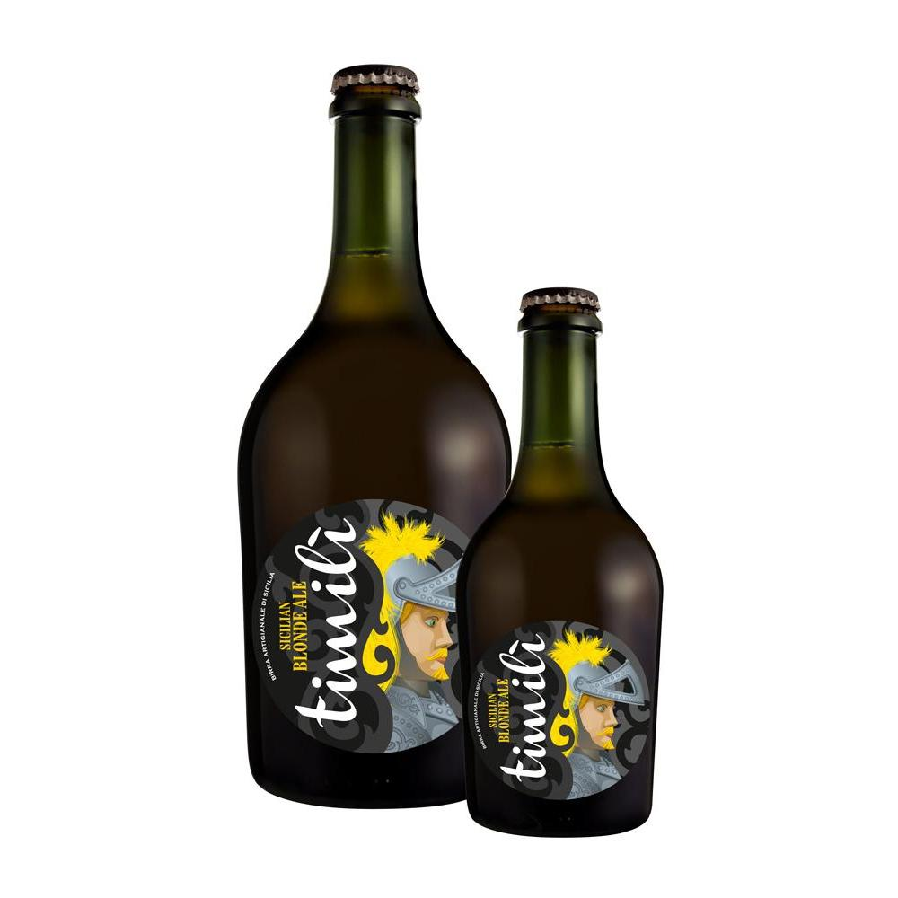 Birra Siciliana Blond Ale - Food in Sicily