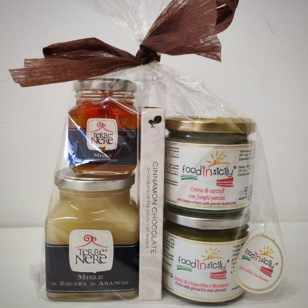 Busta regalo DolceSalato  food-in-sicily.myshopify.com