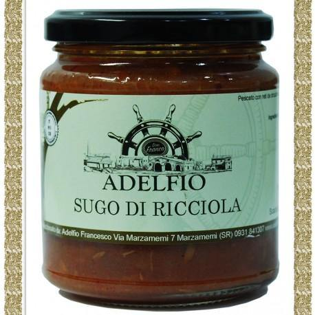 Sugo di Ricciola, 300 gr - Food in Sicily