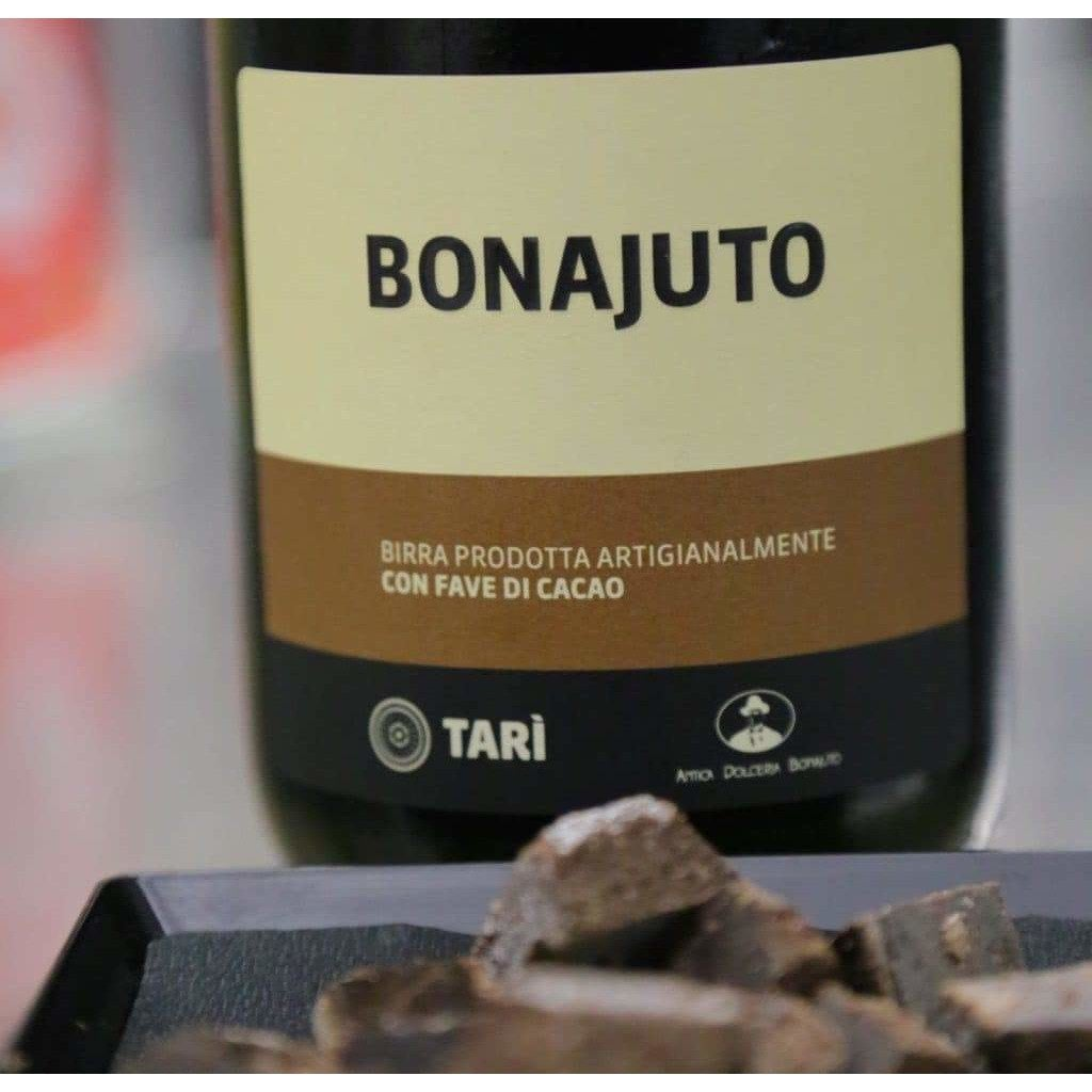 Birra Tarì al cioccolato, Bonajuto 33cl - Food in Sicily