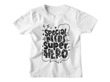 Special Needs Super Hero Down Syndrome