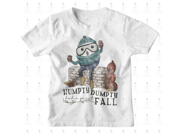 Humpty Dumpty Had A Great Fall