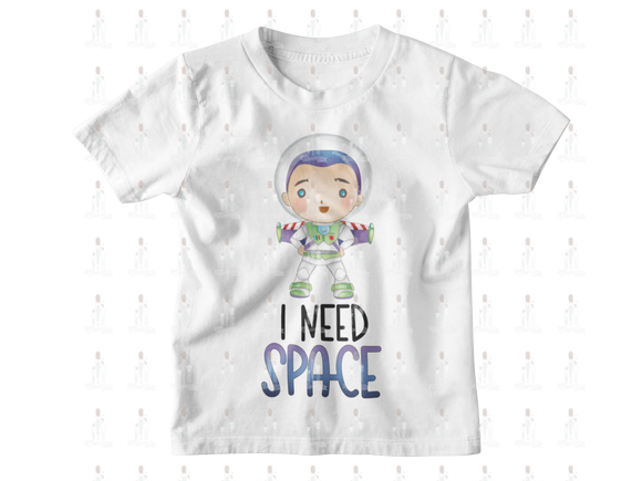 I Need Space Toy Story