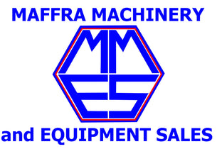 Maffra Machinery and Equipment