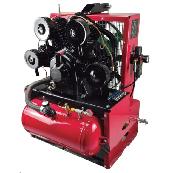 Millers Falls TWM PTO Air Compressor 60CFM 3 Point Linkage #ACPTO3095