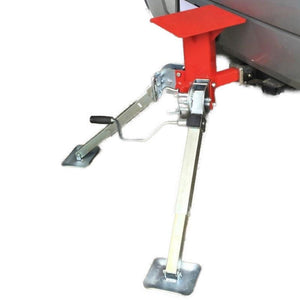 Millers Falls TWM Towbar Mounting Attachment For Ute, Truck, Trailer Utility Crane 450kg (1/2 Ton) Models #CRSC1ATT 1